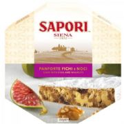 Panforte with Fig & Walnuts, Sapori di Siena - 300g